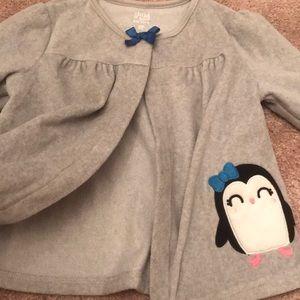 Shirts & Tops - 3t fleece sweater